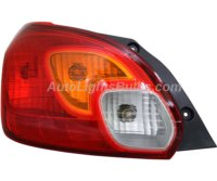 Mitsubishi Mirage Tail Light