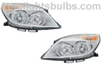 Saturn Aura Headlight