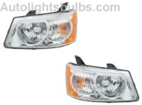 Pontiac Torrent Headlight