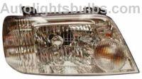 Mercury Mariner Headlight