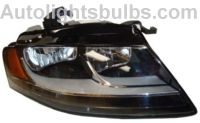 Audi S4 Headlight