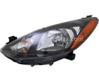 Mazda 2 Headlight