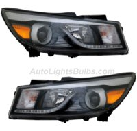 Kia Sedona Headlight