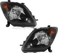 Scion xA Headlight