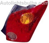 Scion xA Tail Light