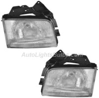 Acura SLX Headlight