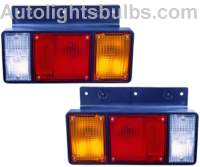 Isuzu NPR Tail Light