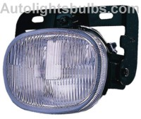 Isuzu Rodeo Fog Light