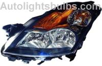 Nissan Altima Hybrid Headlight