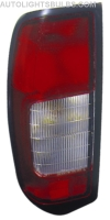 Nissan Frontier Tail Light