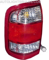 Nissan Pathfinder Tail Light