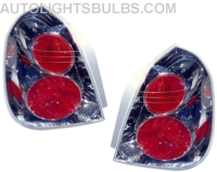 Nissan Altima Tail Light