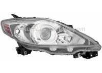 Mazda 5 Headlight