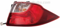 Mazda 5 Tail Light