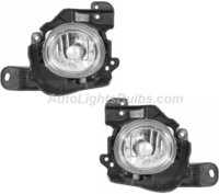 Mazda 3 Fog Light