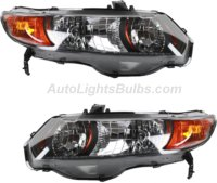 Honda Civic Headlight
