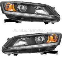 Honda Accord Hybrid Headlight