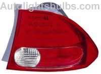 Honda Civic Tail Light