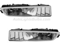 Acura TL Fog Light
