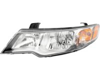 Kia Forte Headlight