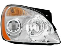 Kia Rondo Headlight