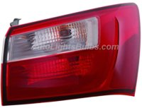 Kia Rio Tail Light