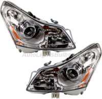 Infiniti G35 Headlight