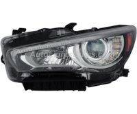 Infiniti Q50 Headlight
