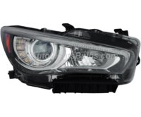 Infiniti Q50 Hybrid Headlight