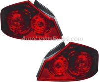 Infiniti G25 Tail Light