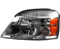 Mercury Monterey Headlight