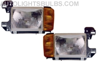 Ford Bronco Headlight