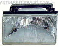 Mercury Topaz Headlight