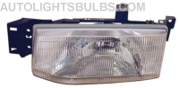 Ford Escort Headlight