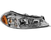 Mercury Mystique Headlight