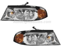 Lincoln Blackwood Headlight