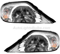 Mercury Sable Headlight