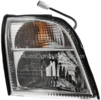 Mercury Mountaineer Headlight