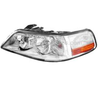 Lincoln Town Car Headlight