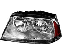 Lincoln Aviator Headlight