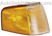 Mercury Topaz Corner Light