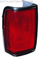 Lincoln Town Car Tail Light