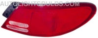 Mercury Tracer Tail Light