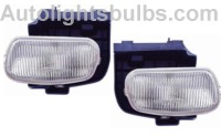 Mercury Mountaineer Fog Light