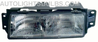 Oldsmobile Cutlass Ciera Headlight