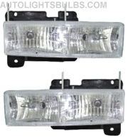 GMC Truck Headlight