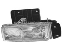 Chevy Astro Headlight