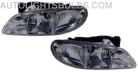Pontiac Grand AM Headlight