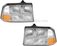 GMC S15 Pickup Headlight