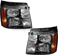 Cadillac Escalade Headlight